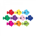 Hygloss Accents - 30/pack - Counting Fish