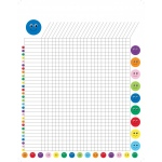 "Hygloss Classroom Poster - 17""x22"" - Smiley Face Incentive"