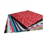 Hygloss Fabric Squares - 12 Pieces 12""