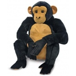 Chimpanzee Giant Stuffed Animal: 3+ Years