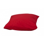 "The Children's Factory Square Floor Pillows: 27"", Red"