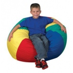 The Children's Factory Beach Ball Lounger