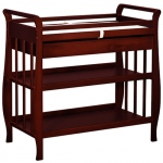AFG Nadia Changing Table: Cherry