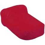 The Children's Factory Pod Pillow: Red