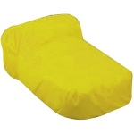 The Children's Factory Pod Pillow: Yellow