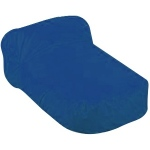 The Children's Factory Pod Pillow: Blue