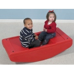 The Children's Factory Red Rocker