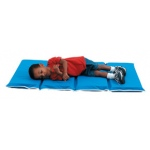 "The Children's Factory 1"" Thick Tough Duty Rest Mat: Pack of 10"