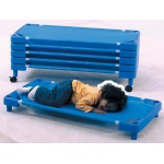 The Children's Factory Toddler Cot: Set of 5