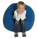 The Children's Factory Green Bean Bag: 26""