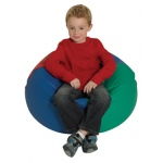 The Children's Factory Rainbow Bean Bag: 26""
