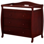 AFG Grace Changing Table: Cherry