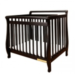 AFG Mini Amy Crib: Black